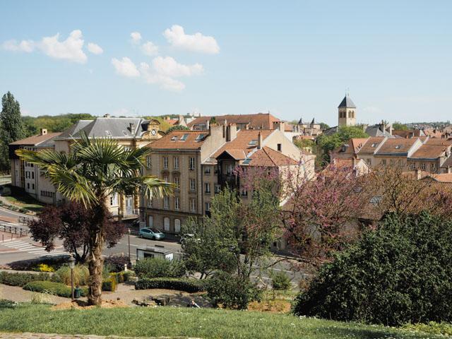 Tourisme en Lorraine, découvrir Metz