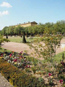 esplanade à Metz