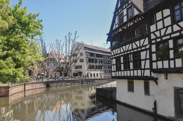 Strasbourg au fil de l'eau