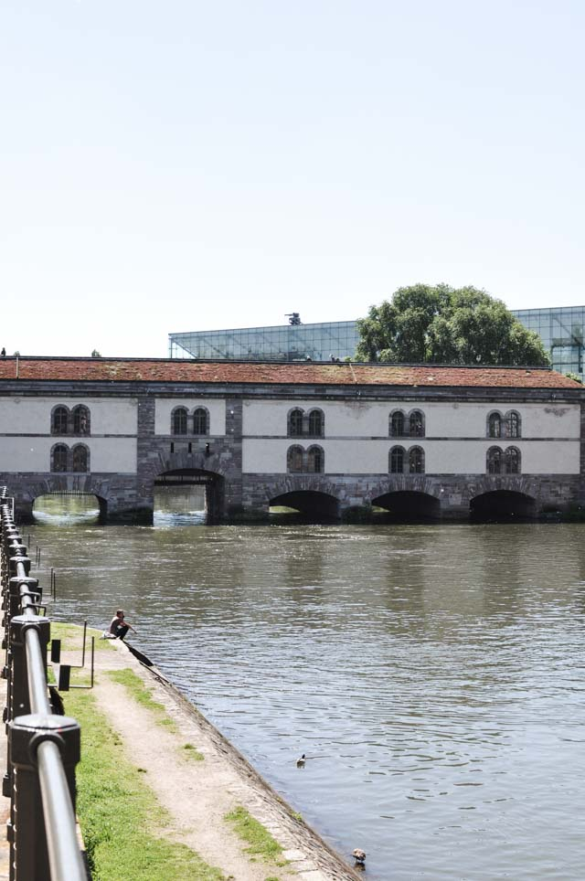 Strasbourg au fil de l'eau: Vauban