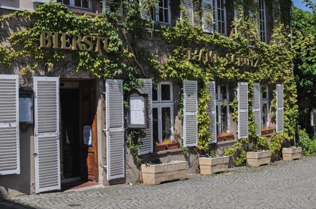 La belle Strasbourg: trois coups de coeur dans la ville alsacienne sur le blog suisse Yapaslefeuaulac