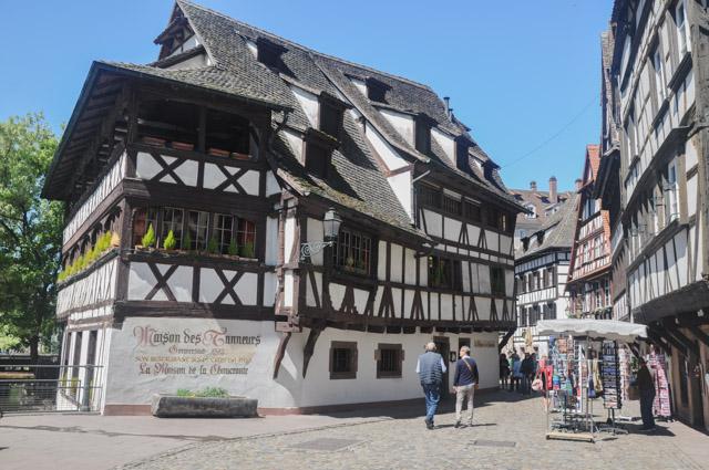 Visiter l'Alsace: une journée à Strasbourg
