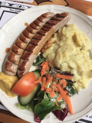 Bonnes adresses à Heidelberg: Cuisine allemande et cafés sur le blog Yapaslefeuaulac