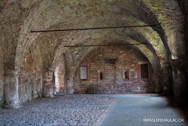 Visite: le château d'Heidelberg - week-end en Allemagne sur le blog