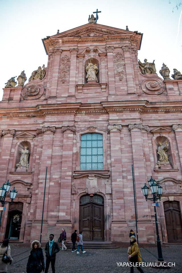 Eglises Heidelberg