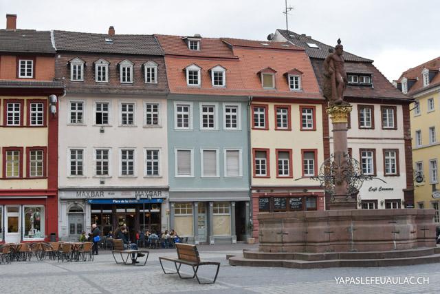 Que faire à Heidelberg en 2 jours? Tourisme en Allemagne