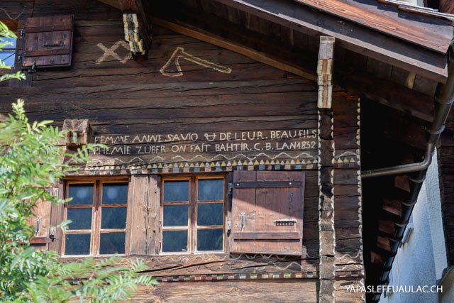 Découvrir Vercorin - escapade dans les montagnes en Suisse