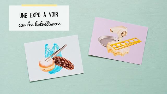 Linguistique: une expo dédiée aux mots suisses en français, allemand et italien