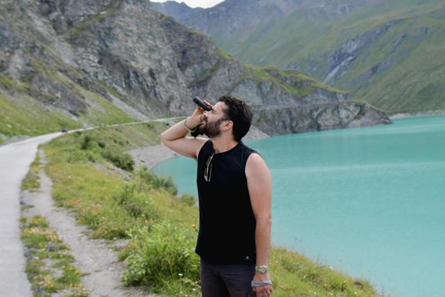 Lac de Moiry - Visiter le Val d'Anniviers en Valais