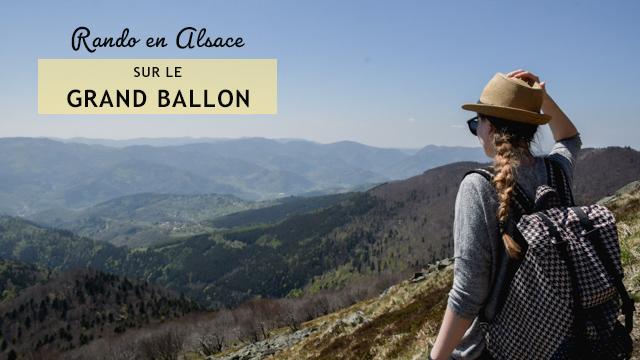 Rando et balades autour de Mulhouse: le Grand Ballon d'Alsace dans les Vosges