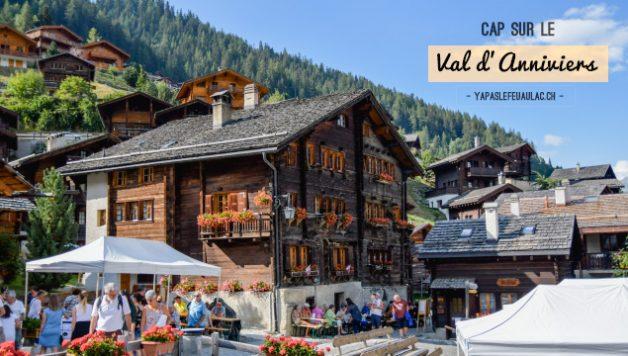 Visiter le Valais: Grimentz dans le Val d'Anniviers, un village authentique à ne pas manquer!
