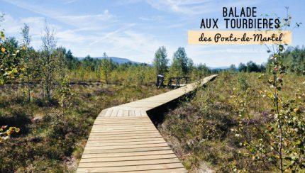 Balade aux Ponts de Martel dans le canton de Neuchâtel - Tourbières suisses