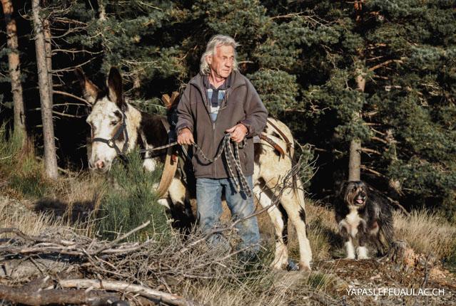 Avec un âne pour compagnon, nous avons suivi les traces de l'écrivain R. L. Stevenson dans le massif des Cévennes, au Sud de la France