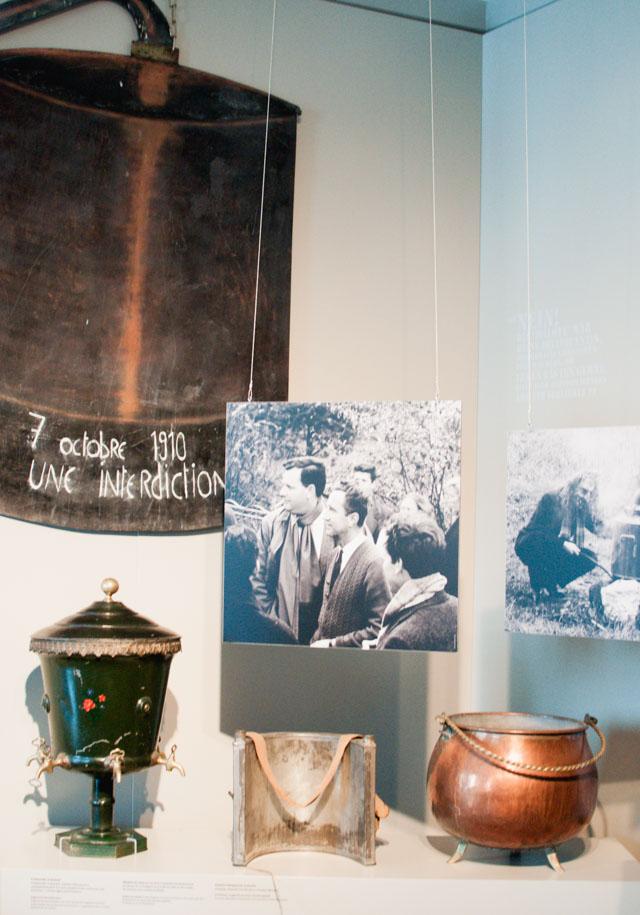 Diabolisée et interdite, l'absinthe conte son histoire dans un musée à Môtiers