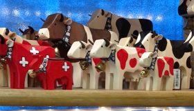 Magasin de souvenirs suisses: le bazar d'ouchy à Lausanne