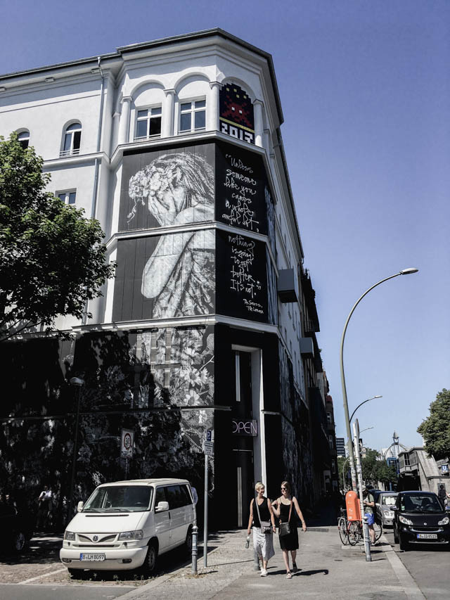 Urban Nation - musée dédié au street art