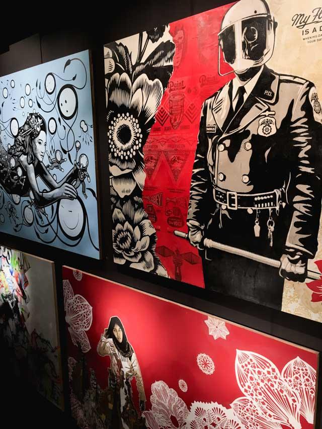 Musée de street art à Berlin