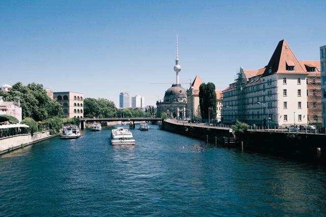 Visiter Berlin: des idées!