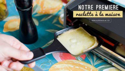 Placard d'expat: mes astuces pour continuer à faire des raclettes sans encombrer son logement
