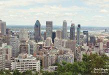 J'ai vécu six mois à Montréal