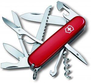 Couteau suisse, classiques cadeaux suisses à offrir