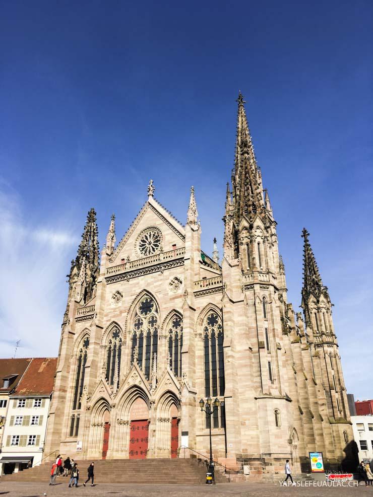 Temple Saint Etienne Mulhouse