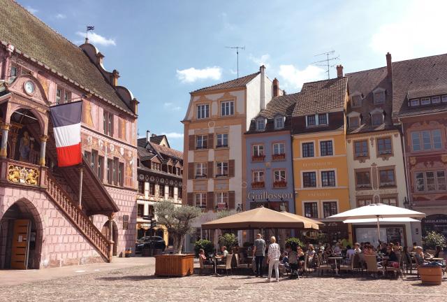 Visiter Mulhouse : parcours à pied dans le centre historique sur le blog