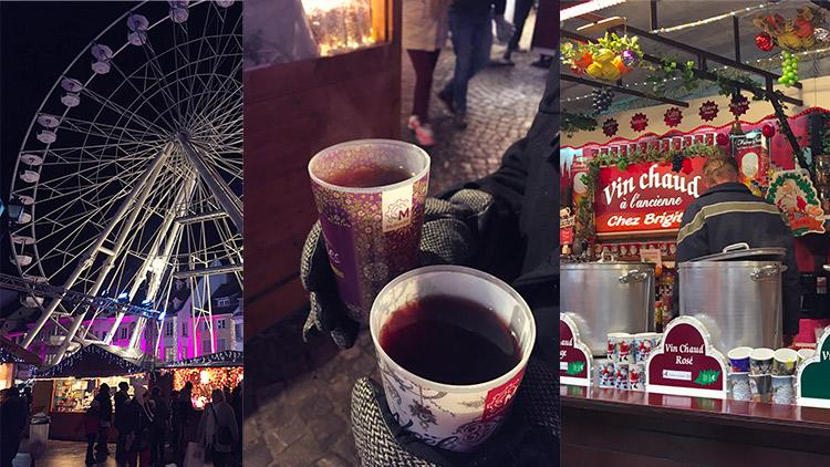 Marché de Noël de Mulhouse - Noël en Alsace