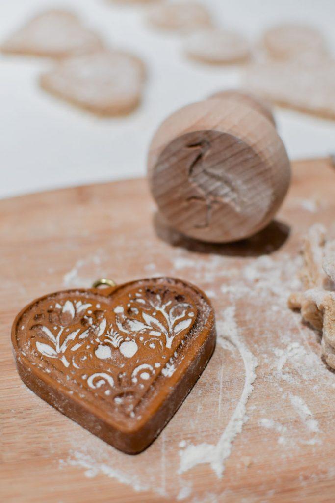 Spécialités alsaciennes: biscuits de Noël, les springerle
