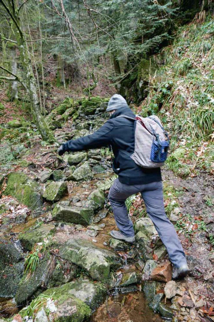 Gorge du Roitelet autour de Gérardmer - Rando dans les Vosges