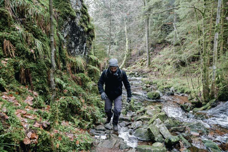 Rando dans les Vosges à Gérardmer