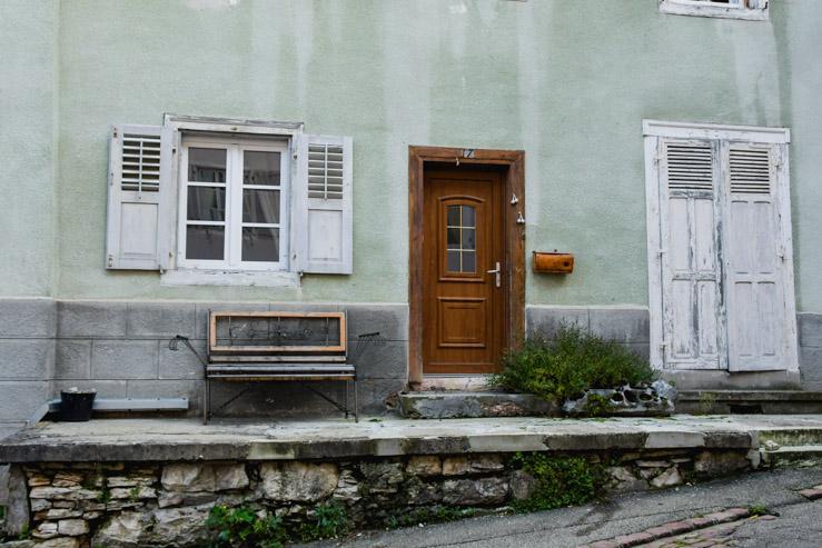 Village de Ferrette - Tourisme en Alsace