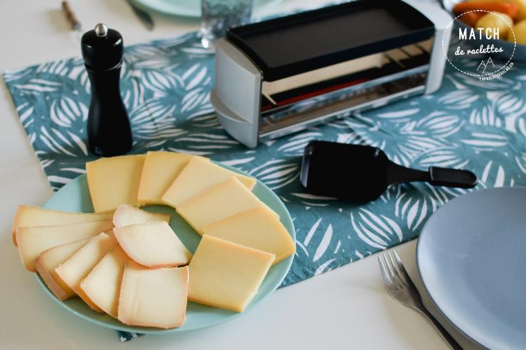 Raclette suisse vs raclette française: la différence