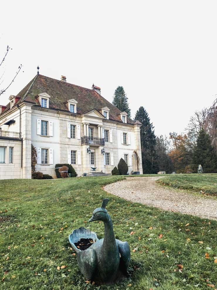 Château des Monts - Le Locle - Musée d'horlogerie