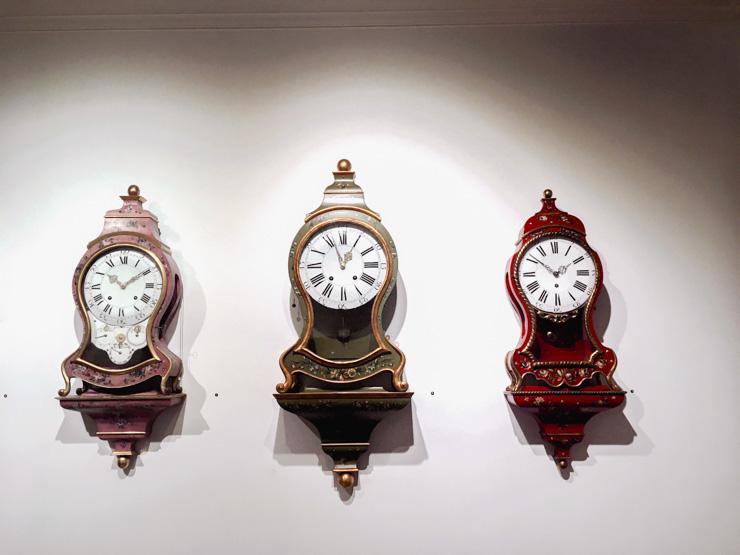 Pendules - Horlogerie suisse a