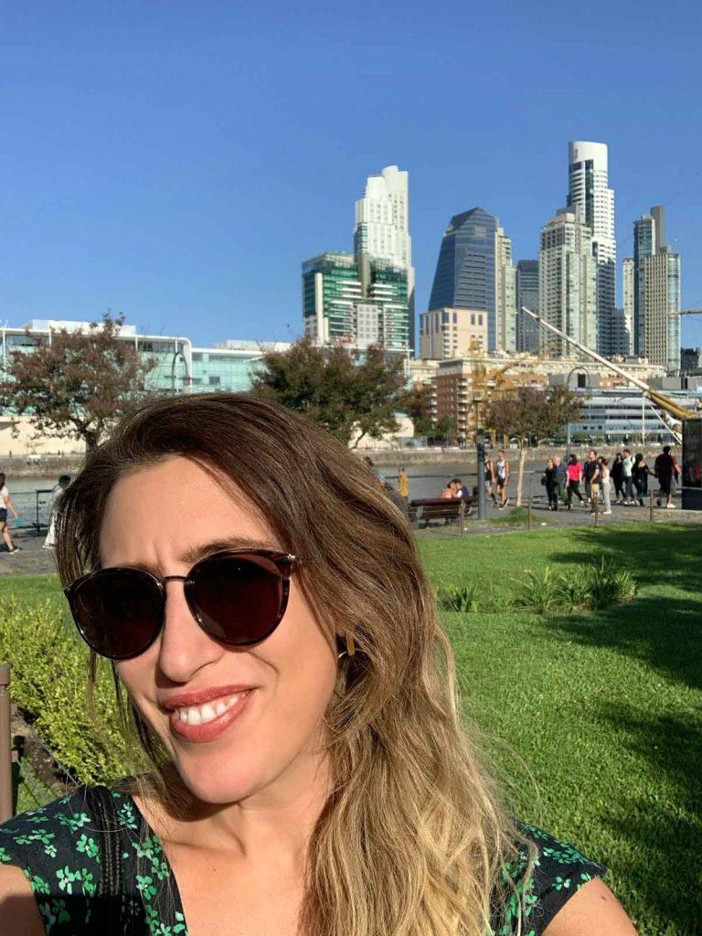 Barbara W, expat de l'Argentine à la Suisse (Lausanne)