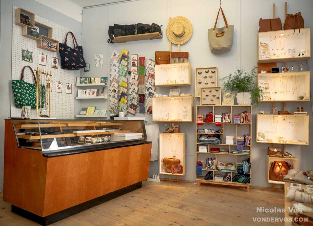 Viva Frida boutique à Lausanne