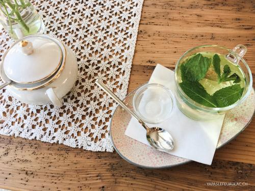 Bonne adresse en Forêt Noire, Café Rosalie à Sankt Blasien