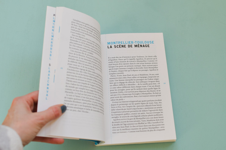 Témoignage Blablacar Livre Helvetiq road-trip France covoiturage