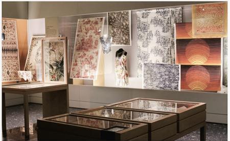 Musée de l'Impression sur Etoffes à Mulhouse
