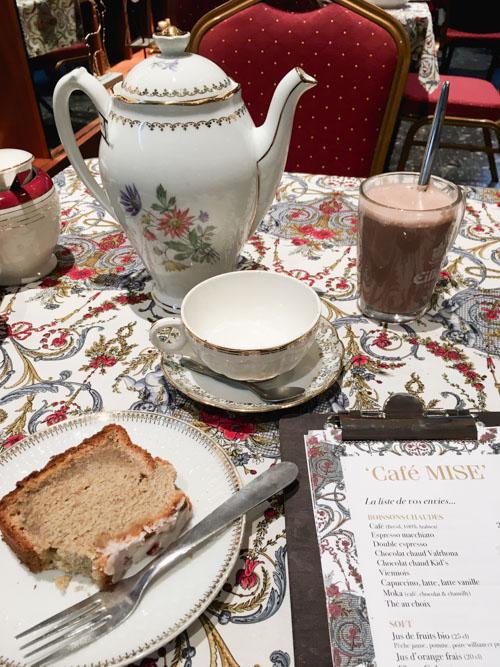 salon de thé du Mise à Mulhouse