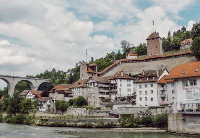 Fribourg: balade en photos dans la ville suisse