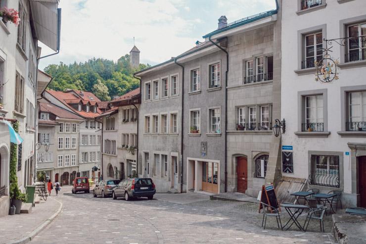 Fribourg: que voir en Suisse