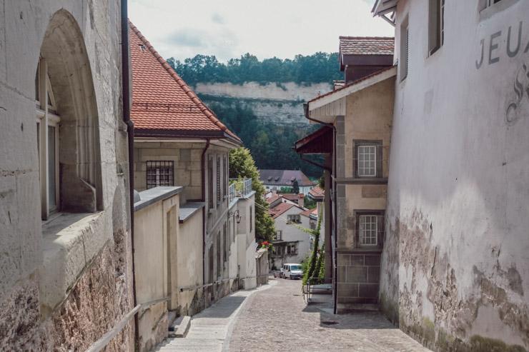 Escapades en Suisse: balade dans le centre historique de Fribourg