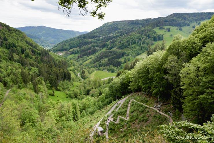 Balade à la chute d'eau de Todtnau - Escapade en Forêt Noire du Sud, adresses & Conseils