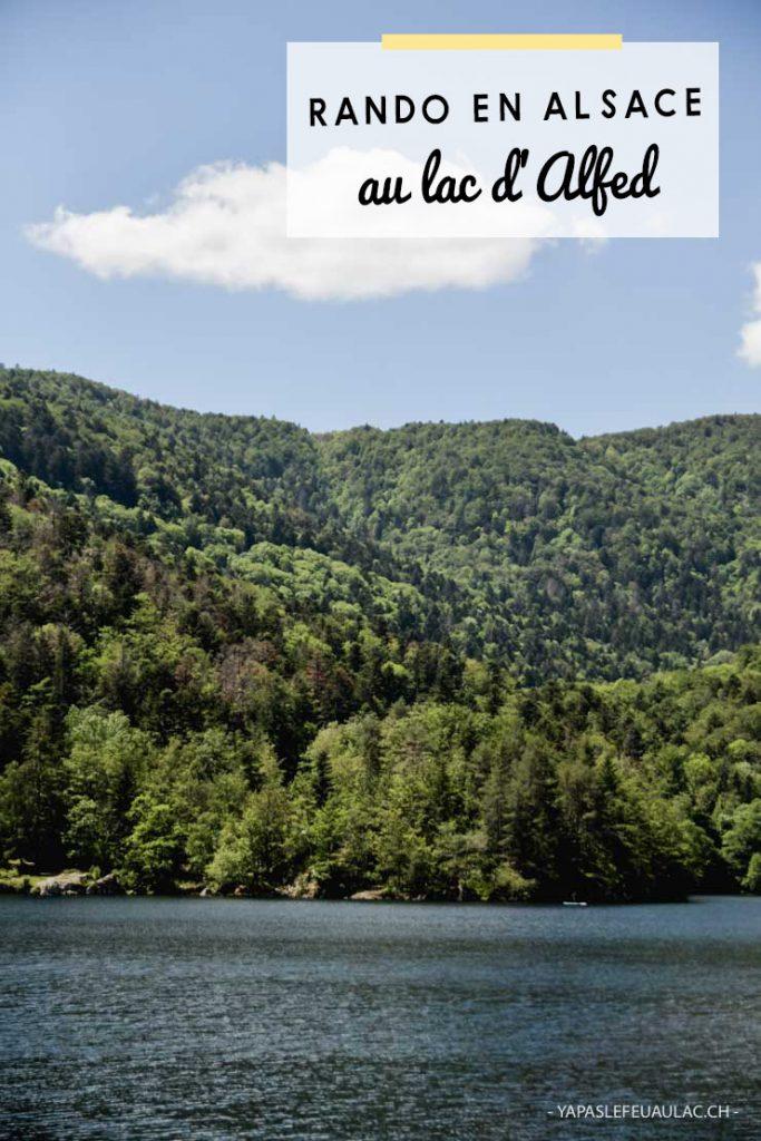 Balade dans les Vosges : plein d'idées d'escapades sur le blog Yapaslefeuaulac.ch