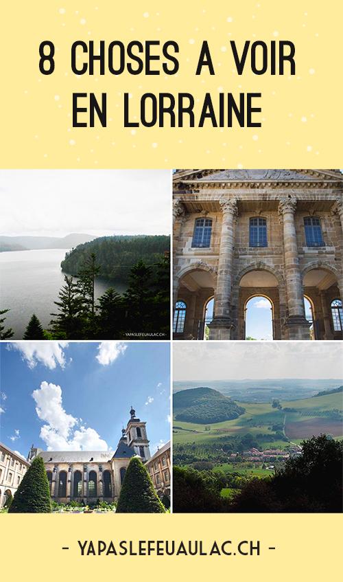 Que voir en Lorraine autour de Nancy? 8 idées d'escapades
