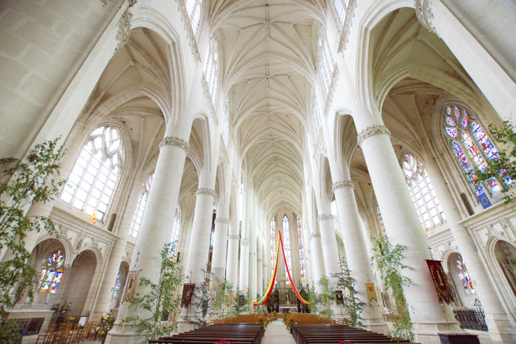 Que visiter autour de Nancy - la basilique de St Nicolas de Port