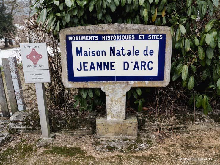 visiter le village de Jeanne d'Arc en Lorraine