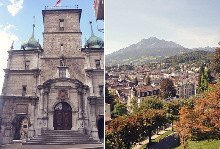 7 idées de villes suisses allemandes à visiter